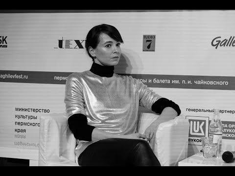 Диана Вишнева о балете «Петрушка»