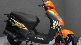 8. 2014  KYMCO  AGILITY 125 - National Powersports Distributors