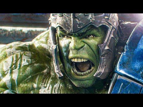 Thor vs Hulk Fight Scene - THOR: RAGNAROK (2017) Movie Clip