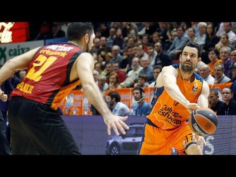 Highlights: Valencia Basket-Galatasaray Liv Hospital Istanbul