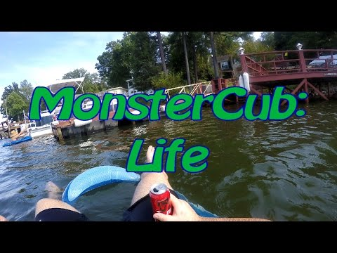 MonsterCub.com presents MonsterCub LIFE (видео)
