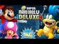 ABM: New Super Mario Bros U Deluxe!! Gameplay Walkthrough # 6 ᴴᴰ