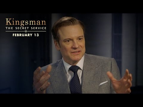 Kingsman: The Secret Service Featurette 'All in a Day's Work'