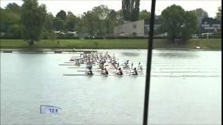 2015 Milan K4 500m W World Canoe Sprint Championships
