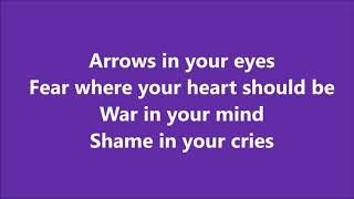 Foo Fighters - Arrows Lyrics