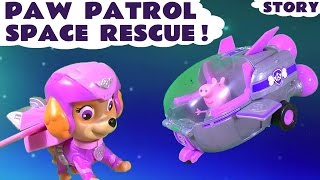 Paw Patrol Space Rescue