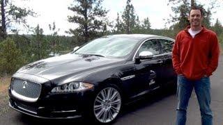 2012 Jaguar XJL Portfolio Drive And Review