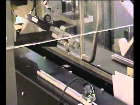 TBS-100 FC XL HM LD Hot Melt Chipboard Carton Top and Bottom Case Sealer