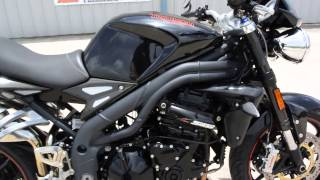 7. $5,999:  2009 Triumph Speed Triple