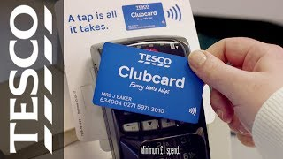 With the new contactless Tesco Clubcard, a tap is all it takes to collect points towards memorable family holidays, fun days out, ...