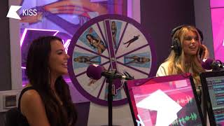 Video Love Island's Hayley and Rosie talk Georgia kissing Jack and Couples at Risk 😮 | KISS BREAKFAST MP3, 3GP, MP4, WEBM, AVI, FLV Juli 2018