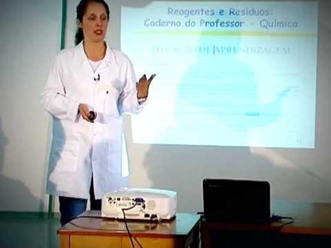 Gerenciamento de Resíduos Químicos em sala de aula: parte 5