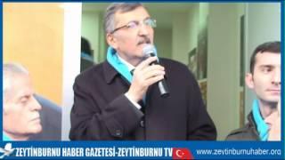 Murat Aydın Veliefendi Seçim İrtibat Birosunu Açtı