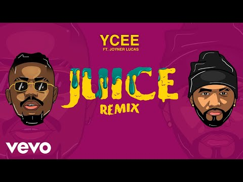 YCee - Juice Remix (Audio Video) ft. Joyner Lucas
