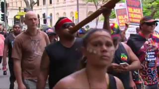 For many Indigenous people - January 26th is a day of protest... and thousands have taken to the streets to mark the Day of ...