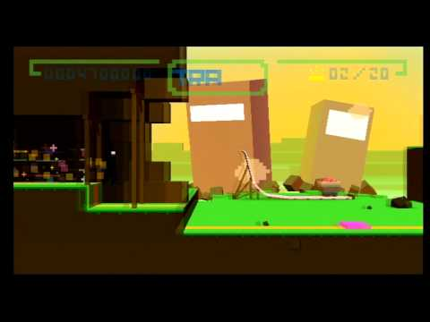 preview-Play - Bit.Trip Runner 2-9 perfect (Game Zone)