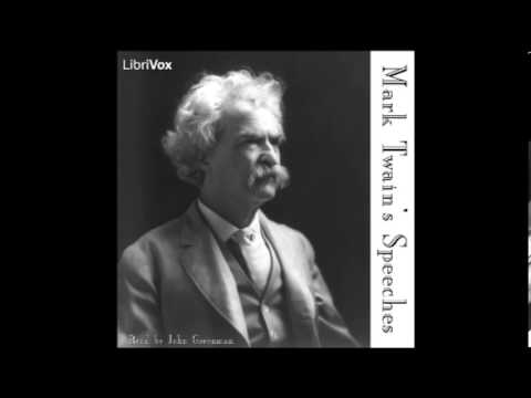 Mark Twain's Speeches - 75/104. SanFrancisco Earthquake (read by John Greenman)