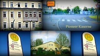 Hanau am Main Germany  city photo : Hanau, Germany: Pioneer Kaserne + Sportsfield Housing 2014