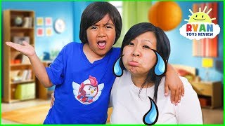 Video Why Do We Cry??? | Educational Video for Kids with Ryan ToysReview MP3, 3GP, MP4, WEBM, AVI, FLV Juli 2019