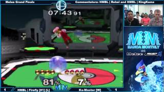 MM6 [Grand Finals] HMBL | Firefly vs Ka-Master (He is Back!)