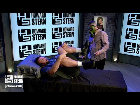 """Will the Farter Honors """"Howard Stern Comes Again"""" With a 21-Fart Salute"""