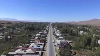 Дорога Талас-Тараз-Суусамыр Фаза 3, 75 км 105 05 10 2016