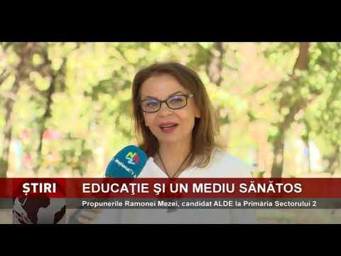 Propunerile Ramonei Mezei, candidat ALDE la Primăria Sectorului 2