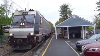 Woodcliff Lake (NJ) United States  city photo : NJT 1621 comes and goes at Woodcliff Lake