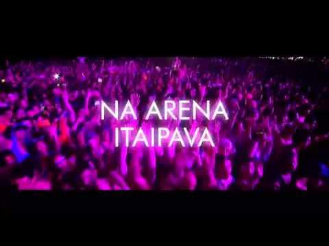 David Guetta Tour em Salvador  (08/01/2014)
