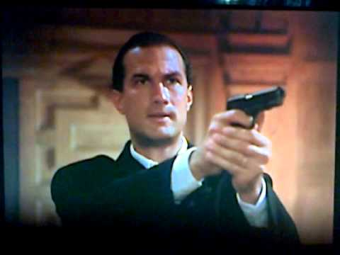 Steven Seagal is Hard To Kill Fight Scenes