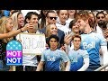 KJ Is Daddy? KJ Apa Archie Andrews And Charles Melton Show Off Soccer Skills for Vancouver Whitecaps