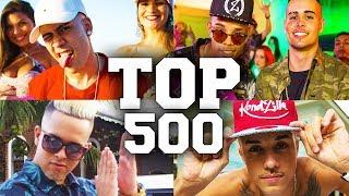 Os 500 Melhores Funks de Todos os Tempos