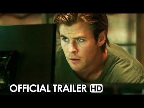 Movie Trailer: Blackhat