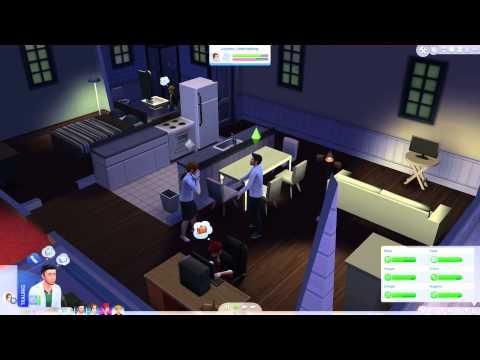 Let's Play Sims 4 #17 – Kontakte knüpfen