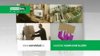 Servisbal Obaly - excelentní servis pro balení