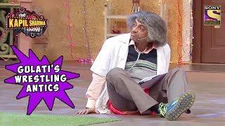 Video Gulati's Wrestling Antics To Impress Salman Khan - The Kapil Sharma Show MP3, 3GP, MP4, WEBM, AVI, FLV Mei 2018