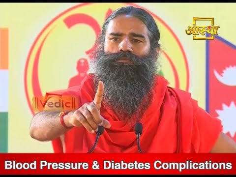 Blood Pressure & Diabetes Complications