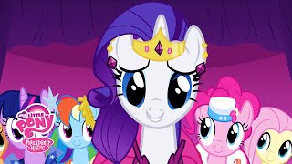 MLP: Friendship is Magic Season 1 - 'Rarity's Revised Fashion Show' Official Clip