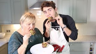 HOW TO: Toffee Apples With PointlessBlog&His Mum!