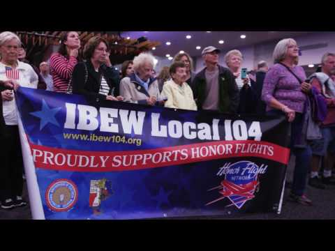Local 104 sponsors 2016 Honor FlightLocal 104 sponsors 2016 Honor Flight<media:title />