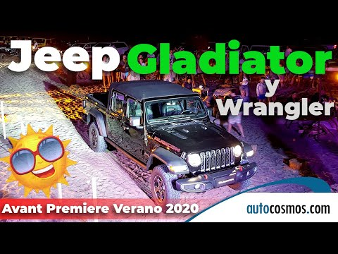 Anticipo Jeep Gladiator en Argenitna