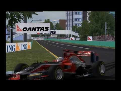 Gp Australia Formula1 F1LFRacing 2012