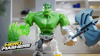 Marvel Super Hero Mashers – 'Avengers vs. Ultron' Official T.V. Ad – Hasbro