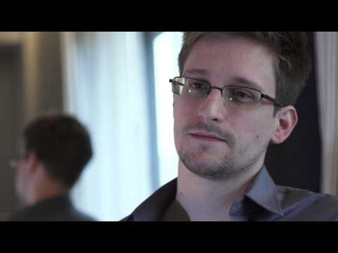 Edward - NSA whistleblower Edward Snowden: 'I don't want to live in a society that does these sort of things' Subscribe to the Guardian HERE: http://bitly.com/UvkFpD ...