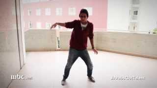Arabs Got Talent -  رسالة من محمد الى كل من أحب عرضه - محمد بيومي