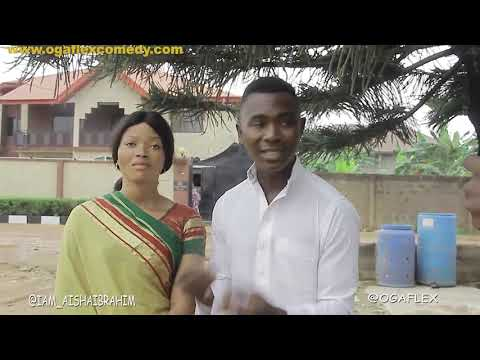 THE BLIND INDIAN GIRL ||  Real House Of Comedy ft ogaflex comedy