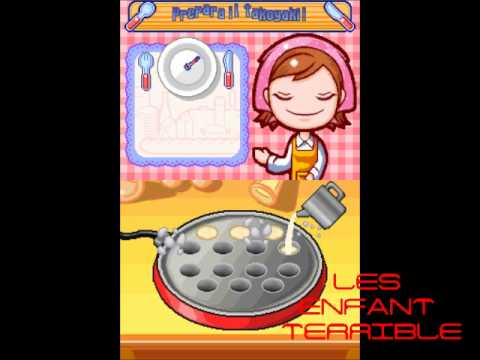 Cooking Mama [ITA] - Cotto E Oscuro... Parte 1
