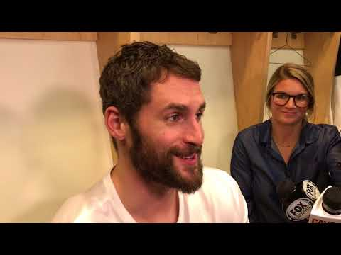 Cavs' Kevin Love: 'From the inside it doesn't look good, either'