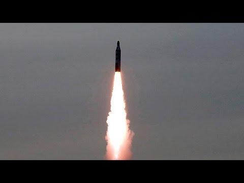 Διπλή εκτόξευση βαλλιστικών πυραύλων από τη Βόρεια Κορέα