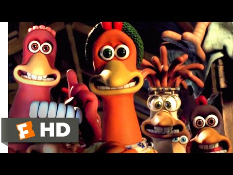 Chicken Run (2000) - Rocky's Revival Scene (3/10) | Movieclips